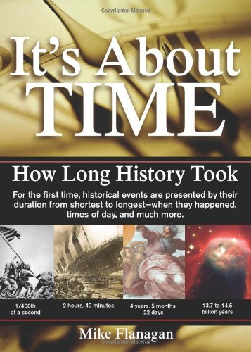 9780740746949: It's About Time: How Long History Took