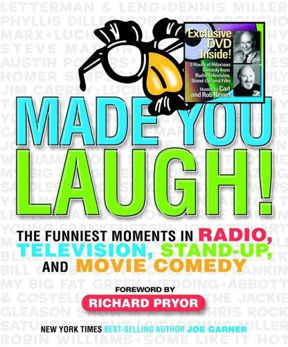 Made You Laugh (no DVD): Garner, Joe &