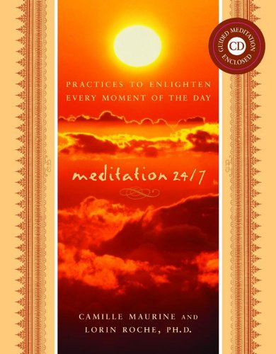 9780740747151: Meditation 24/7: Practices to Enlighten Every Moment of the Day