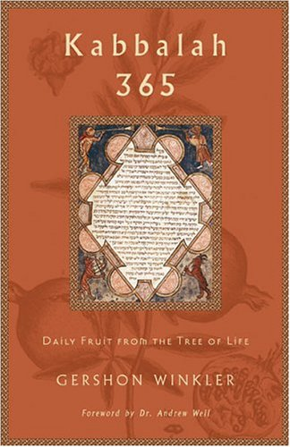 9780740747205: Kabbalah 365: Daily Fruit from the Tree of Life