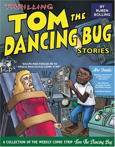 9780740747373: Thrilling Tom the Dancing Bug Stories