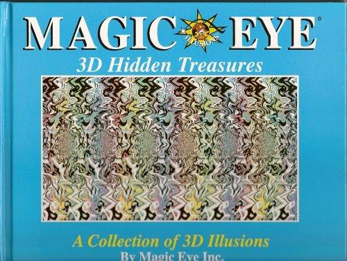 9780740747915: Magic Eye 3D Hidden Treasures