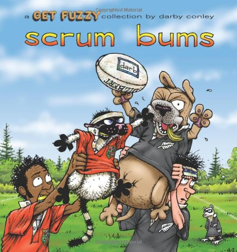 9780740750014: Scrum Bums: A Get Fuzzy Collection