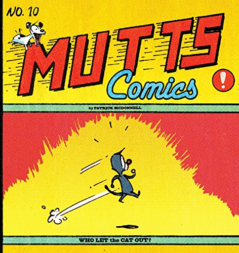 9780740750069: Who Let the Cat Out?: Mutts No. 10 (Mutts Comics)