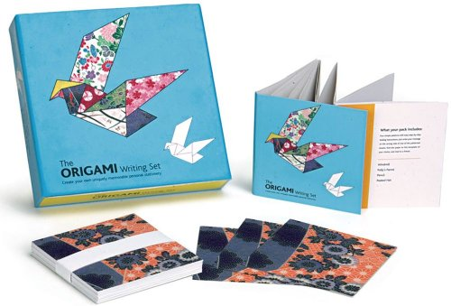 9780740751127: The Origami Writing Set: Create Your Own Uniquely Memorable Personal Stationery
