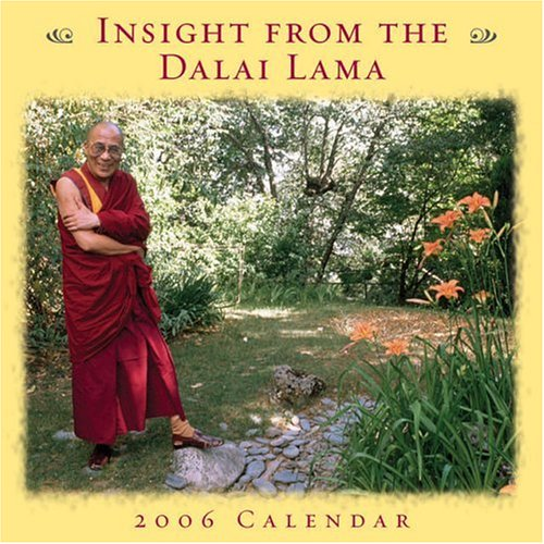 9780740752131: Insight from the Dalai Lama: 2006 Day to Day Calendar