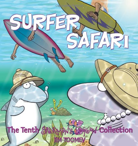 Surfer Safari: The Tenth Sherman's Lagoon Collection (0740754521) by Jim Toomey