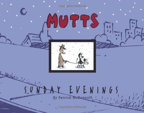 9780740755354: Mutts Sunday Evenings
