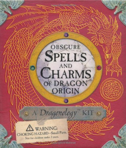 9780740757310: Obscure Spells and Charms of Dragon Origin: A Dragonology Kit
