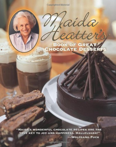 9780740758164: Maida Heatter's Book of Great Chocolate Desserts