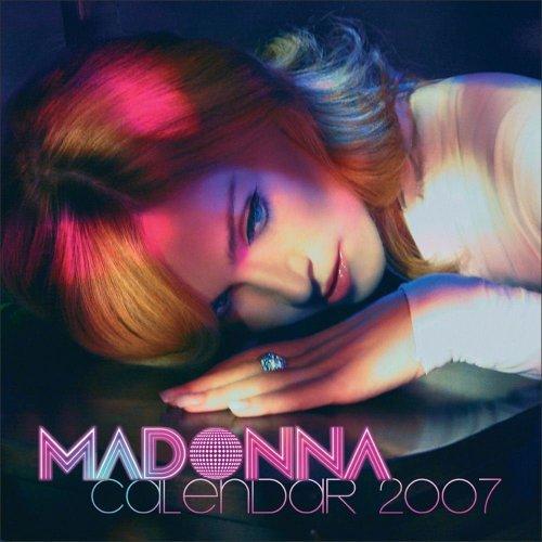 9780740760303: Madonna 2007 Calendar