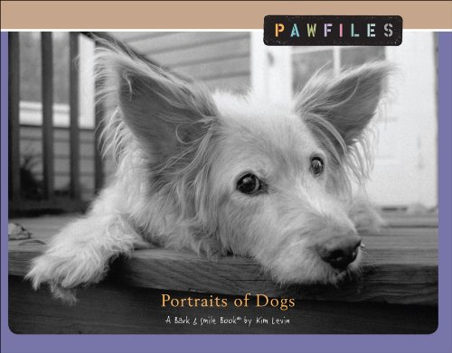 9780740760662: Pawfiles: Portraits of Dogs: A Bark and Smile Book