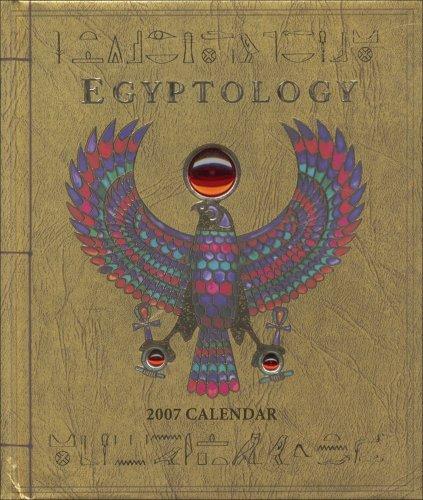 9780740761478: Egyptology: 2007 Wall Calendar