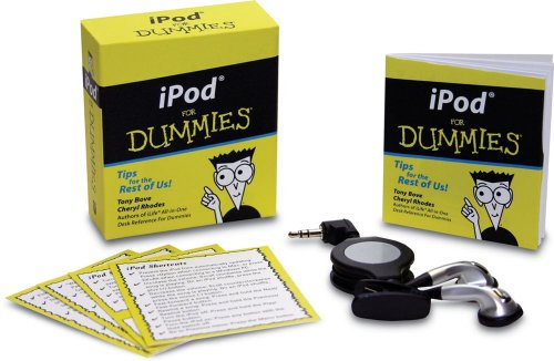 9780740761683: iPod for Dummies (For Dummies Series)