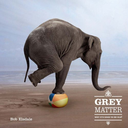 Grey Matter: Why it's Good to be Old!: Elsdale, Bob