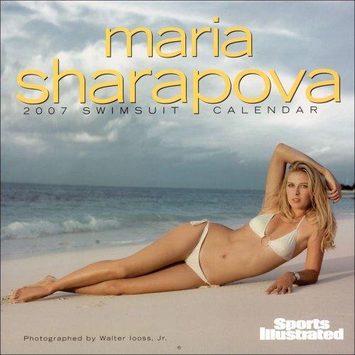 9780740762970: Maria Sharapova 2007 Swimsuit Calendar