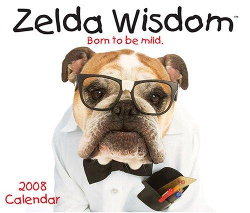 9780740766916: Zelda Wisdom: 2008 Day-to-Day Calendar