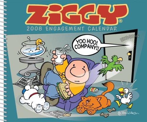 9780740767302: Ziggy 2008 Calendar