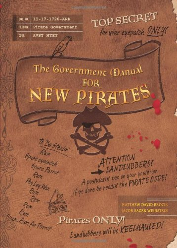 9780740767906: The Government Manual for New Pirates