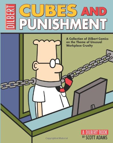 Dilbert 30 Cubes And Punishment: ADAMS