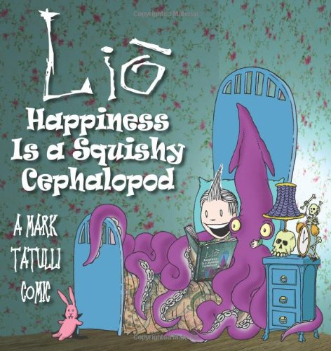 9780740768491: Lio: Happiness Is a Squishy Cephalopod