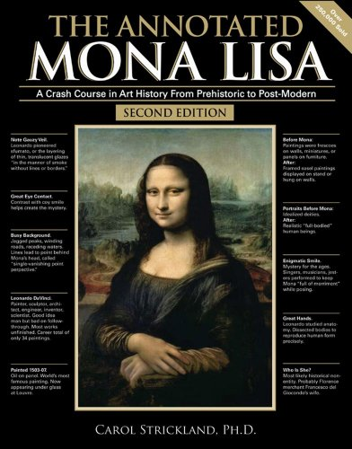 9780740768729: The Annotated Mona Lisa: A Crash Course in Art History from Prehistoric to Post-Modern (Annotated Series)