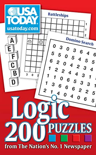 9780740770364: USA TODAY Logic Puzzles: 200 Puzzles from The Nation's No. 1 Newspaper