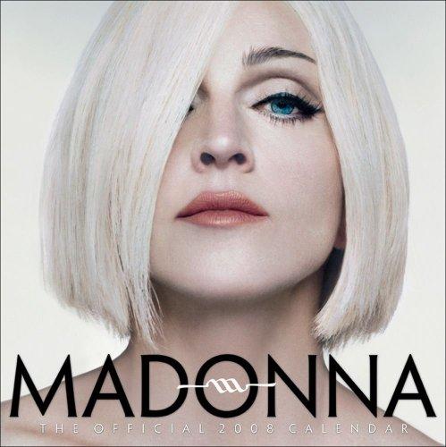 9780740770883: Madonna The Official 2008 Calendar