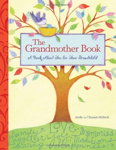 9780740771125: The Grandmother Book: A Book About You for Your Grandchild