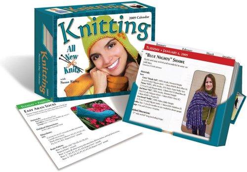 9780740771675: Knitting 2009 Calendar