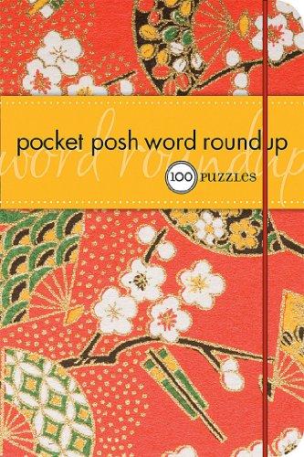 9780740772757: Pocket Posh Word Roundup: 100 Puzzles