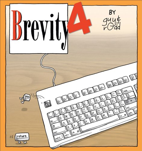 9780740773617: Brevity 4: Another Collection of Fine Comics Selected by Guy and Rodd