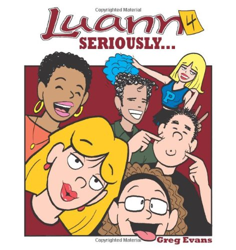 9780740773624: Seriously...: Luann #4