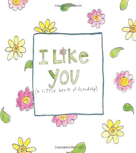 9780740773754: I Like You: (a little book of friendship)