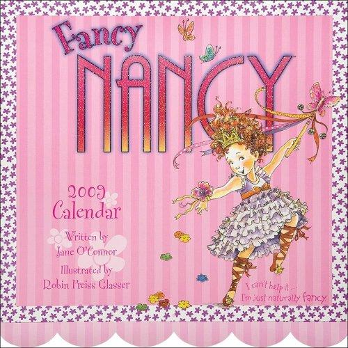 9780740774072: Fancy Nancy: 2009 Wall Calendar