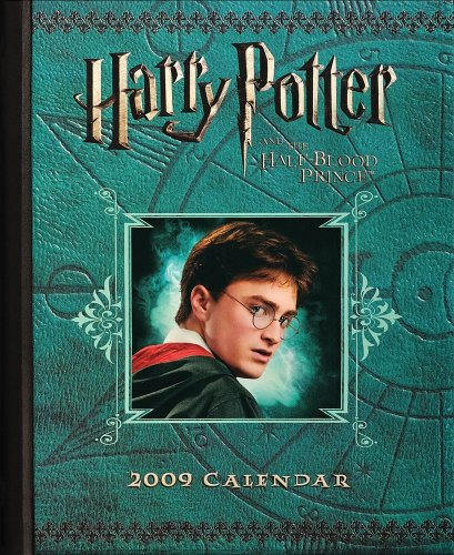 9780740775413: Harry Potter and the Half Blood Prince: 2009 Desk Calendar