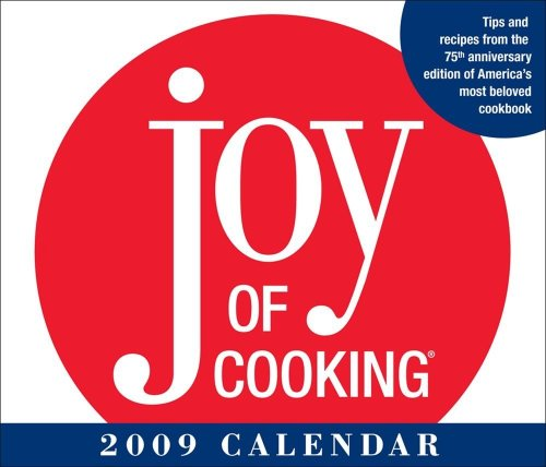 9780740776816: Joy of Cooking: 2009 Day-to-Day Calendar