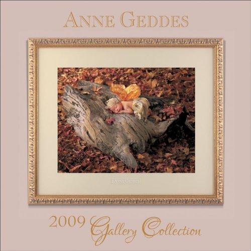 9780740776830: Anne Geddes Gallery Collection: 2009 Mini Wall Calendar