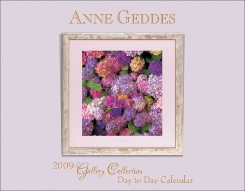 9780740776847: Anne Geddes Gallery Collection: 2009 Desk Calendar