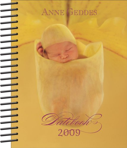 9780740776878: Anne Geddes Flower Collection: 2009 Desk Calendar