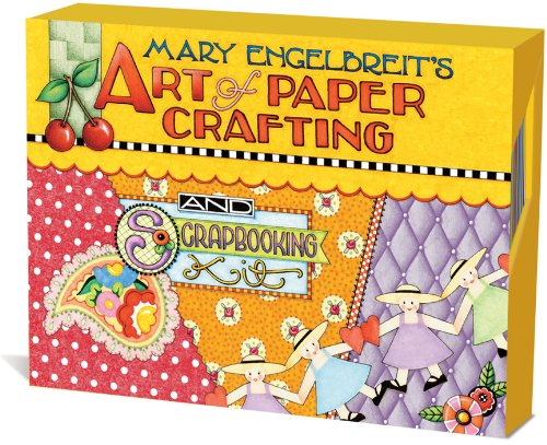 9780740777073: Mary Engelbreit's Art of Paper Crafting: and Scrapbooking Kit