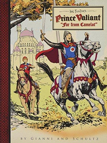 9780740777370: Prince Valiant The Knight Errant