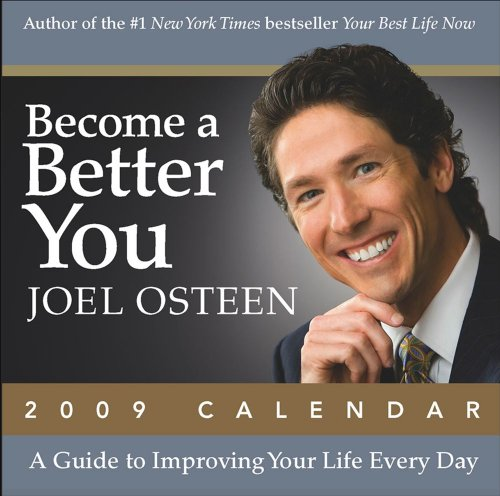 9780740779053: Become a Better You 2009 Calendar