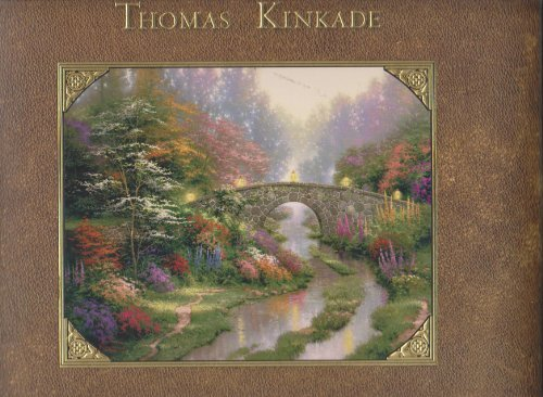 Thomas Kinkade: Twenty-Five Years of Light (0740780131) by Thomas Kinkade