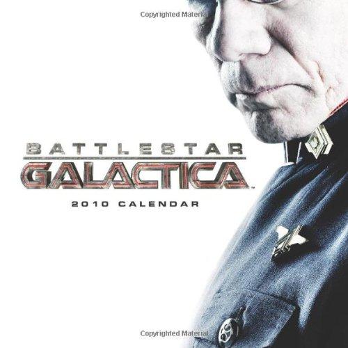 9780740781766: Battlestar Galactica: 2010 Wall Calendar