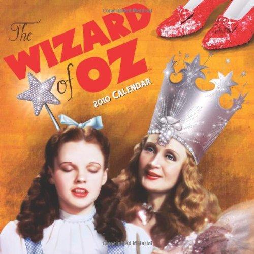 The Wizard of Oz: 2010 Wall Calendar: Andrews McMeel Publishing,LLC