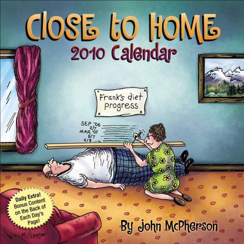 Close to Home: 2010 Day-to-Day Calendar: McPherson, John