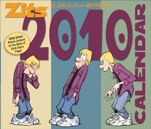 9780740782985: Zits: 2010 Day-to-Day Calendar
