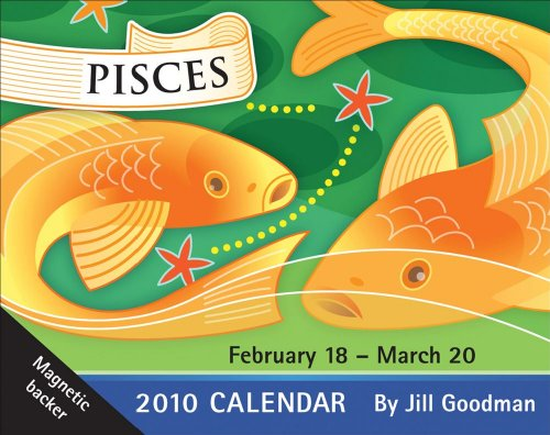 Pisces: 2010 Mini Day-to-Day Calendar: Andrews McMeel Publishing,LLC
