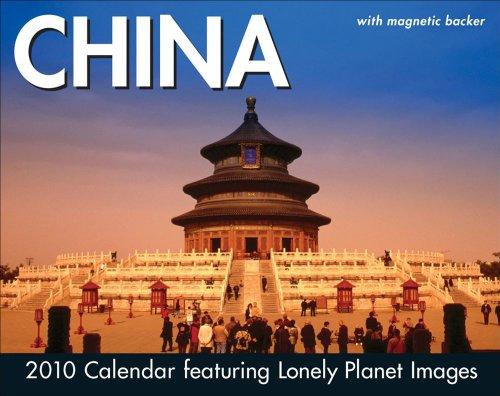 9780740783654: China: 2010 Mini Day-to-Day Calendar